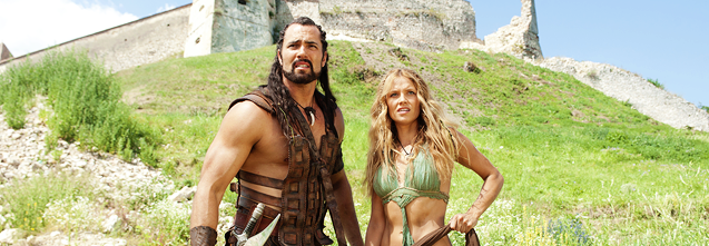 Video: 'The Scorpion King 4: Quest For Power' Clips