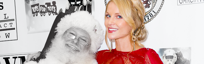 December 17 – 16th Annual Hollywood Celebrity Toy Drive Extravaganza